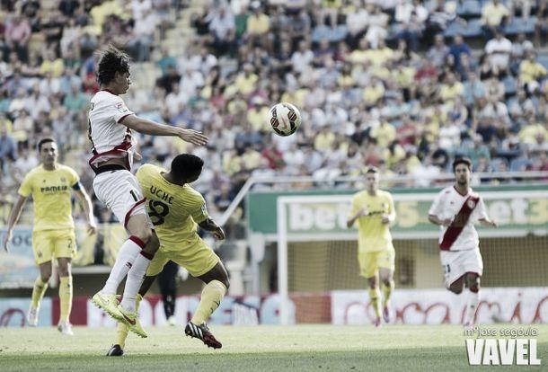 Villarreal - Rayo Vallecano, puntuaciones del Rayo Vallecano, jornada 4
