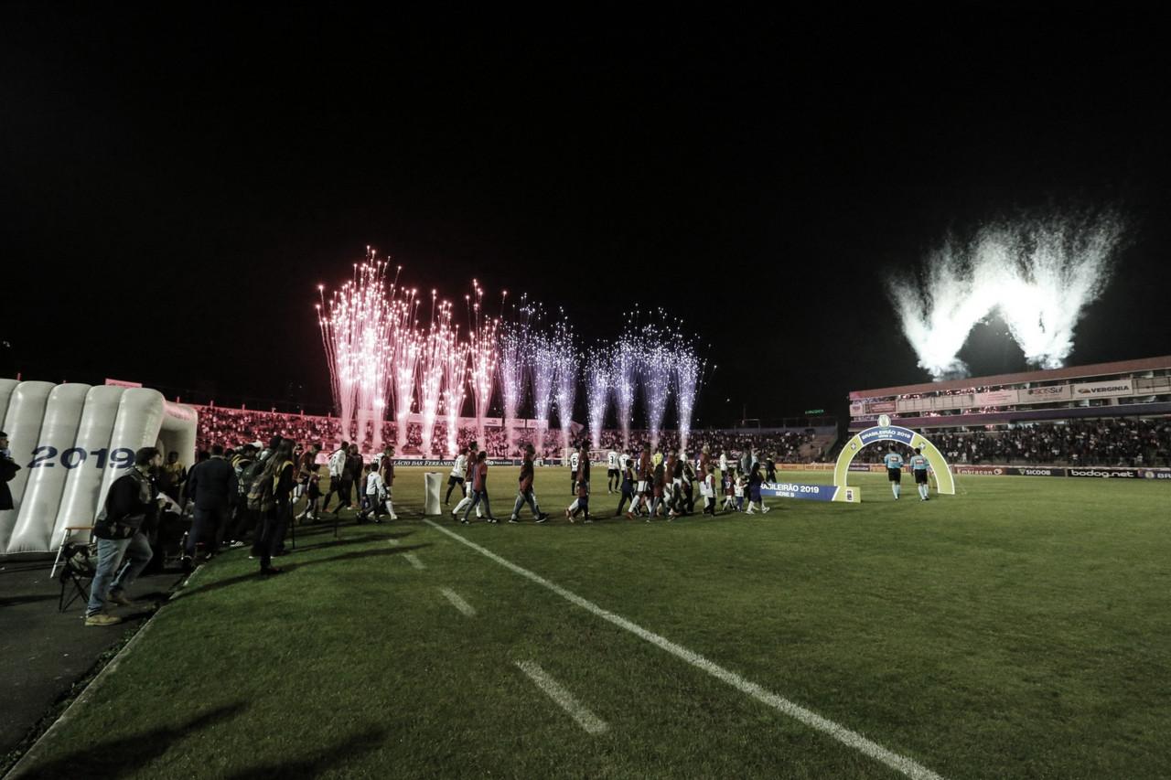Paraná recebe líder Bragantino em tentativa de manter boa fase na Série B