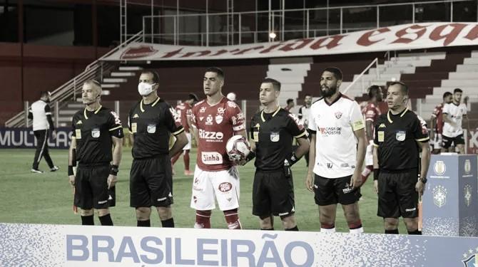 Em jogo de baixo nível técnico, Vila Nova e Vitória empatam sem gols pela Série B