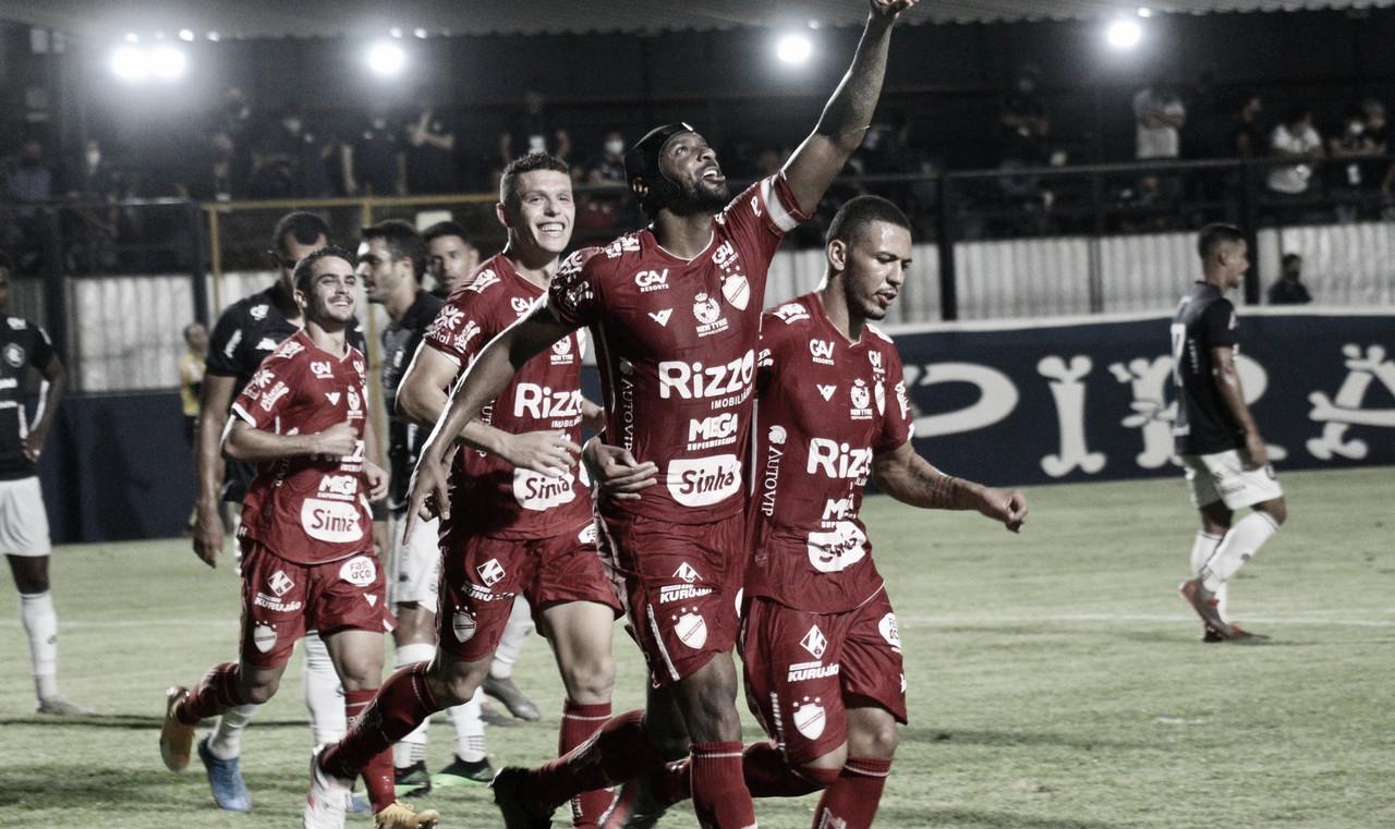 Vila Nova vence Remo e sobe na tabela da Série B