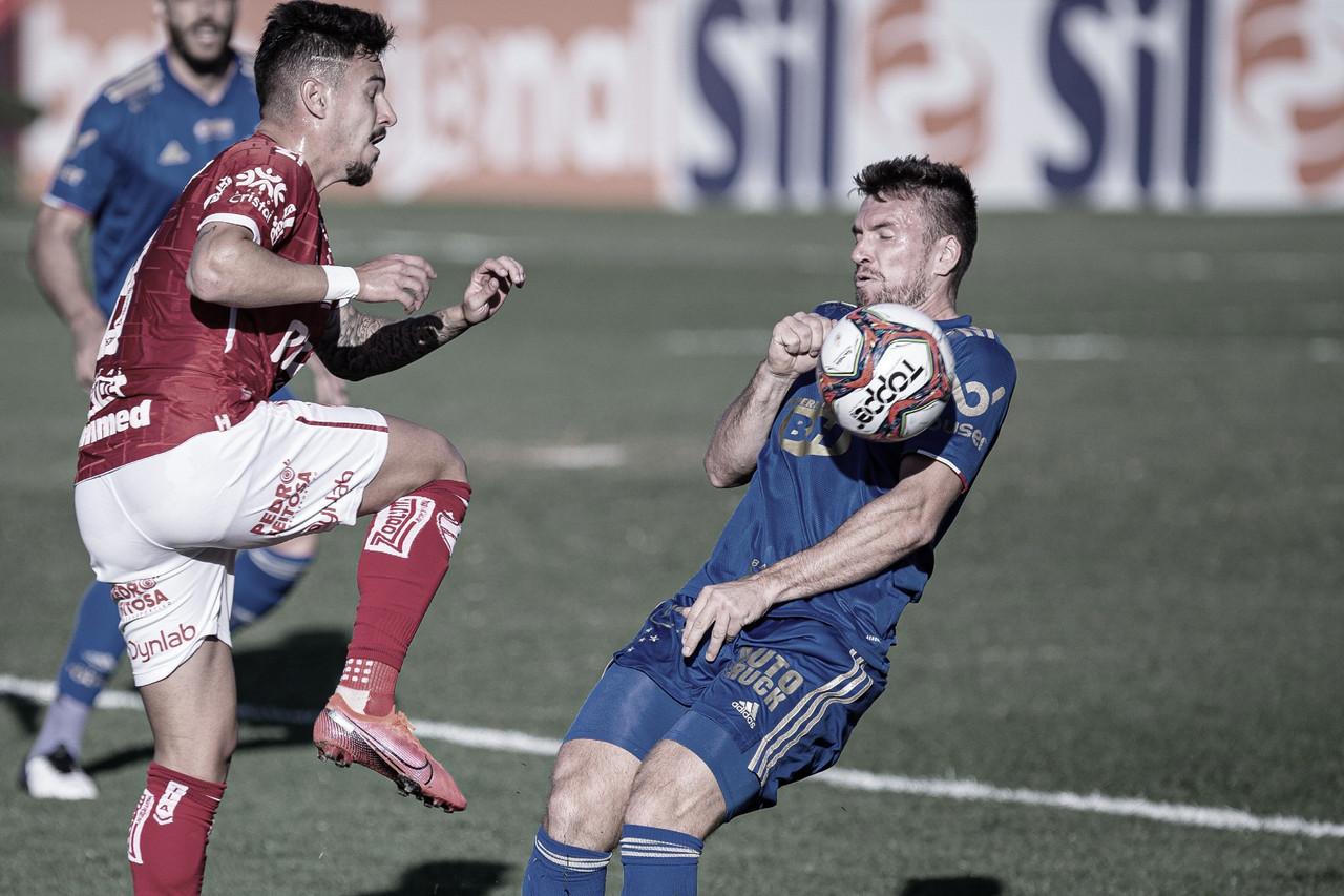 Vila Nova e Cruzeiro ampliam sequência negativa e ficam no empate