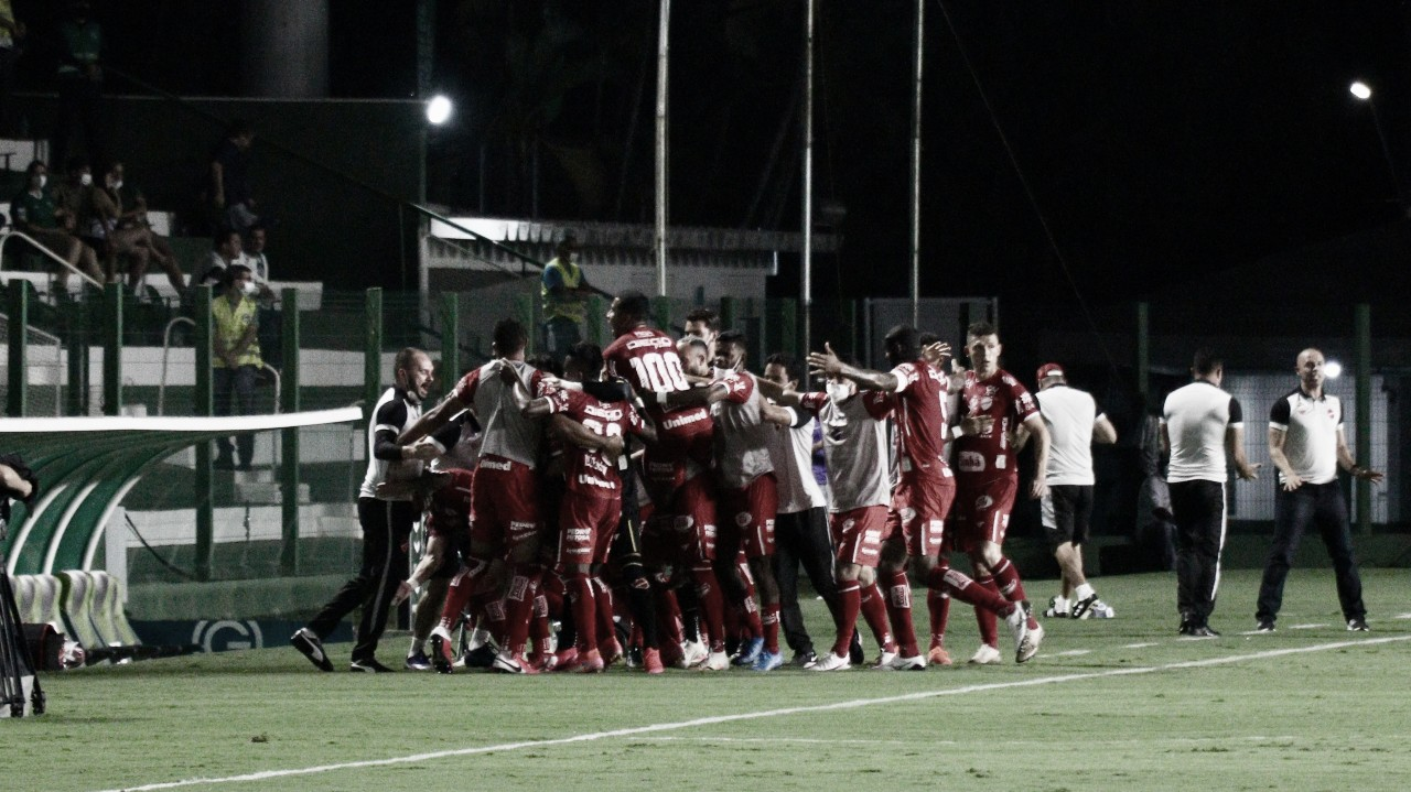 Vila Nova vence Goiás e se afasta da zona de rebaixamento na Série B