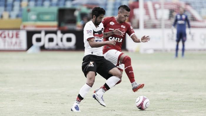 Vila Nova vence mais um clássico e deixa Atlético-GO em crise no Campeonato Goiano