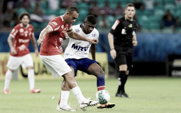 Vila Nova supera Bahia pelo placar mínimo fora de casa e se distancia ainda mais do Z-4