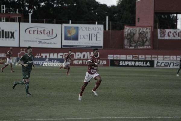 Melhores momentos Vila Nova x Goiás pela Série B do Campeonato Brasileiro 2021 (0-0)