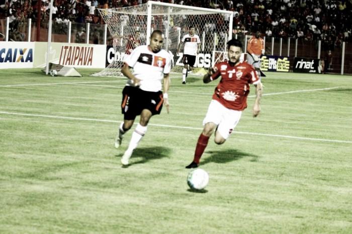 Vila Nova triunfa contra Joinville e sobe na tabela de classificação da Série B
