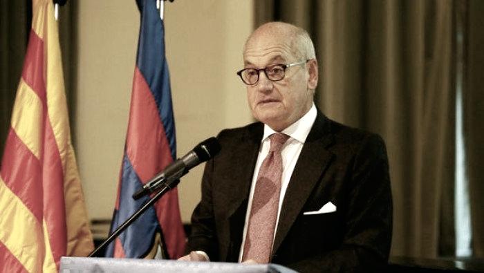 Dimite Carles Vilarrubí