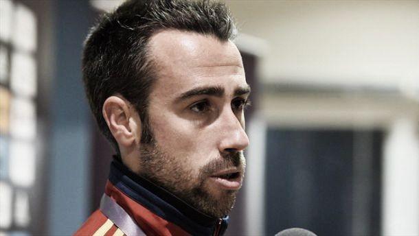 """Jorge Vilda: """"Los tres puntos encarrilan bastante la clasificación"""""""
