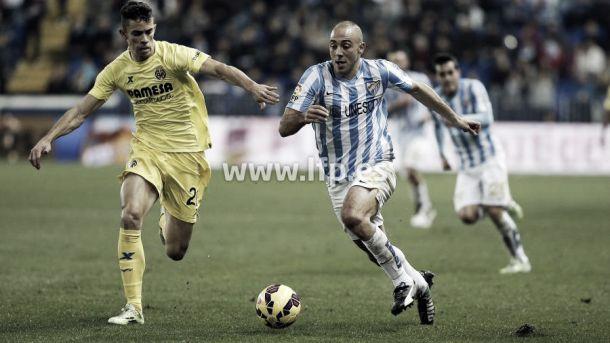 El Málaga ha puntuado en más de la mitad de sus visitas a El Madrigal