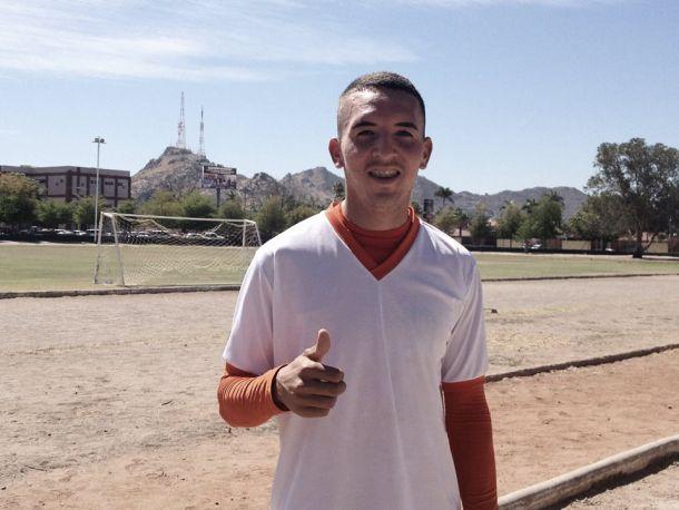 """Oscar Villa: """"El equipo tiene un gran estado de ánimo"""""""