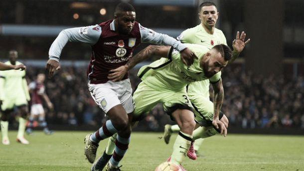 Na estreia do treinador Rémi Garde, Aston Villa segura empate com líder Manchester City