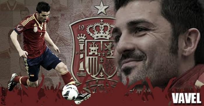 David Villa cumple 35 años