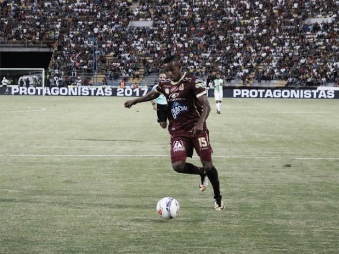 Tolima jugó, Nacional anotó