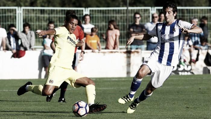 Villarreal cede empate no fim ao Real Sociedad em amistoso de pré-temporada