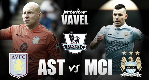 Aston Villa - Manchester City Preview: Upset unlikely as Villans host table topping City