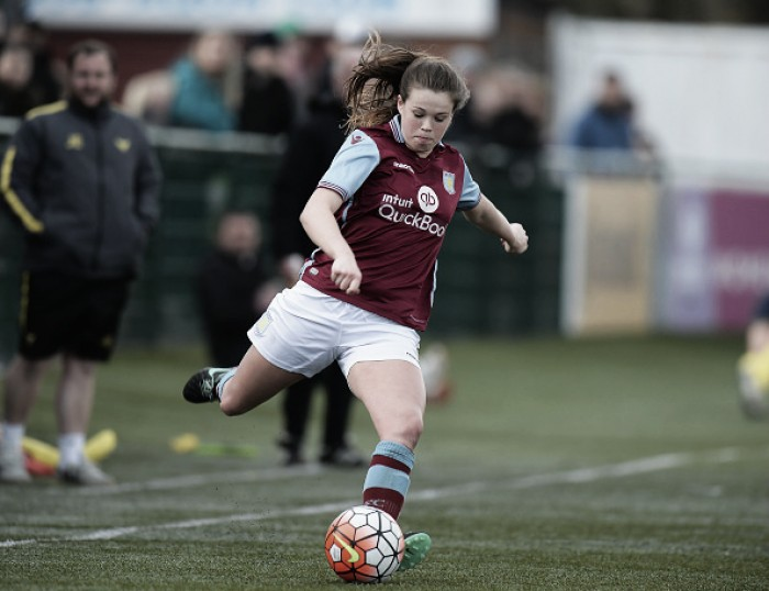 FA WSL 2016 - Mid-season review: Aston Villa