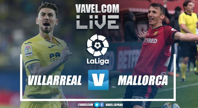 Resumen Villarreal vs Mallorca (1-0)