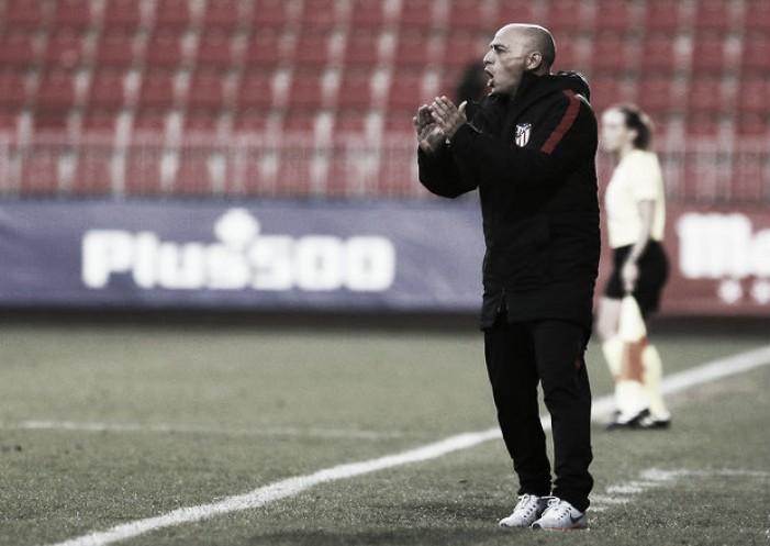 """Ángel Villacampa: """"Las derrotas nunca vienen bien"""""""