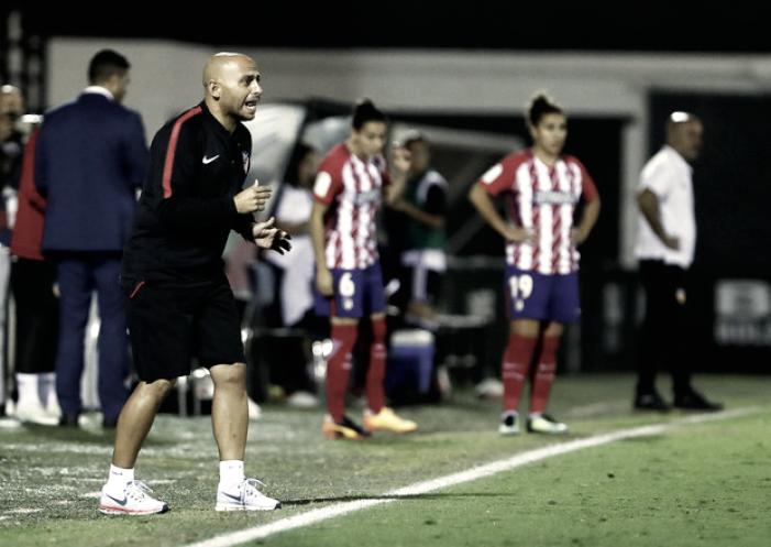 """Ángel Villacampa: """"Los rivales cada vez trabajan mejor"""""""