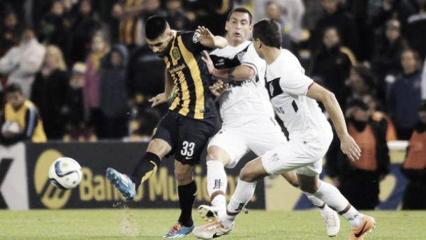 """Rosario Central 0 - 0 Vélez: Puntuaciones del """"Canaya"""""""