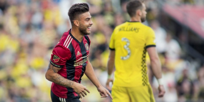 Tito Villalba's brace gives Atlanta United rare road win over Columbus Crew