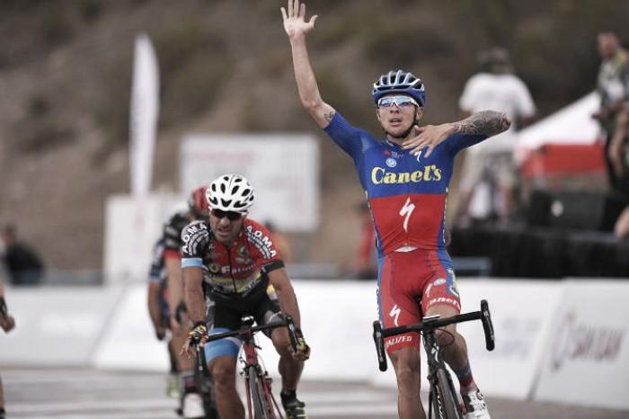 Román Villalobos sorprende en la segunda etapa de la Vuelta a San Juan