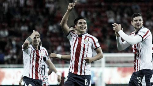"""Dieter Villalpando: """"Ojalá sea el primero de muchos goles"""""""