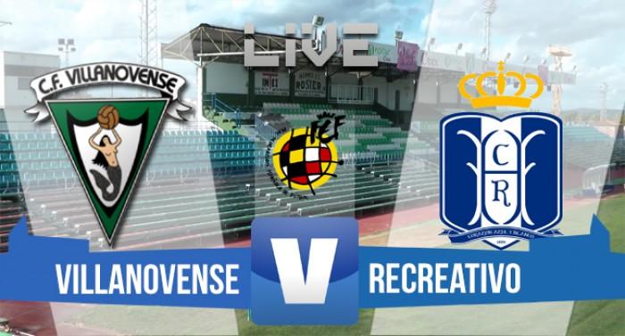 Elías da oxígeno al Villanovense (1-0)