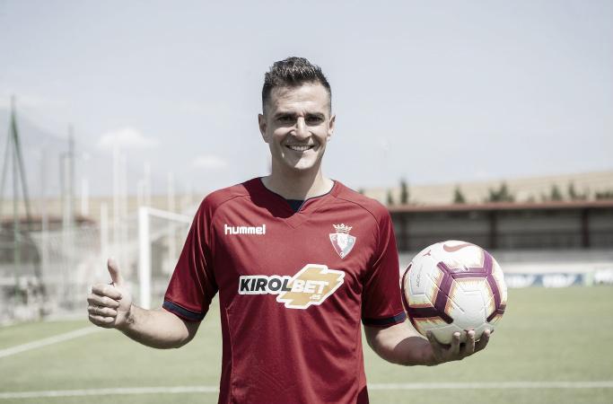 """MVP"" de Osasuna: Juan Villar"