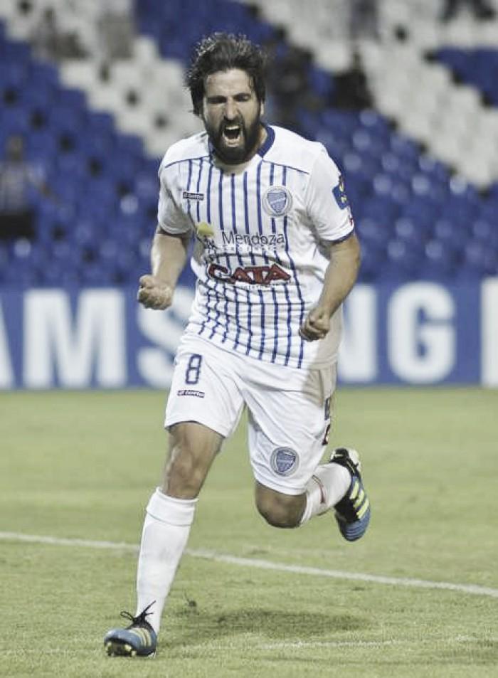 """Diego Villar: """"Espero que le vaya bien a Godoy Cruz en la Copa"""""""