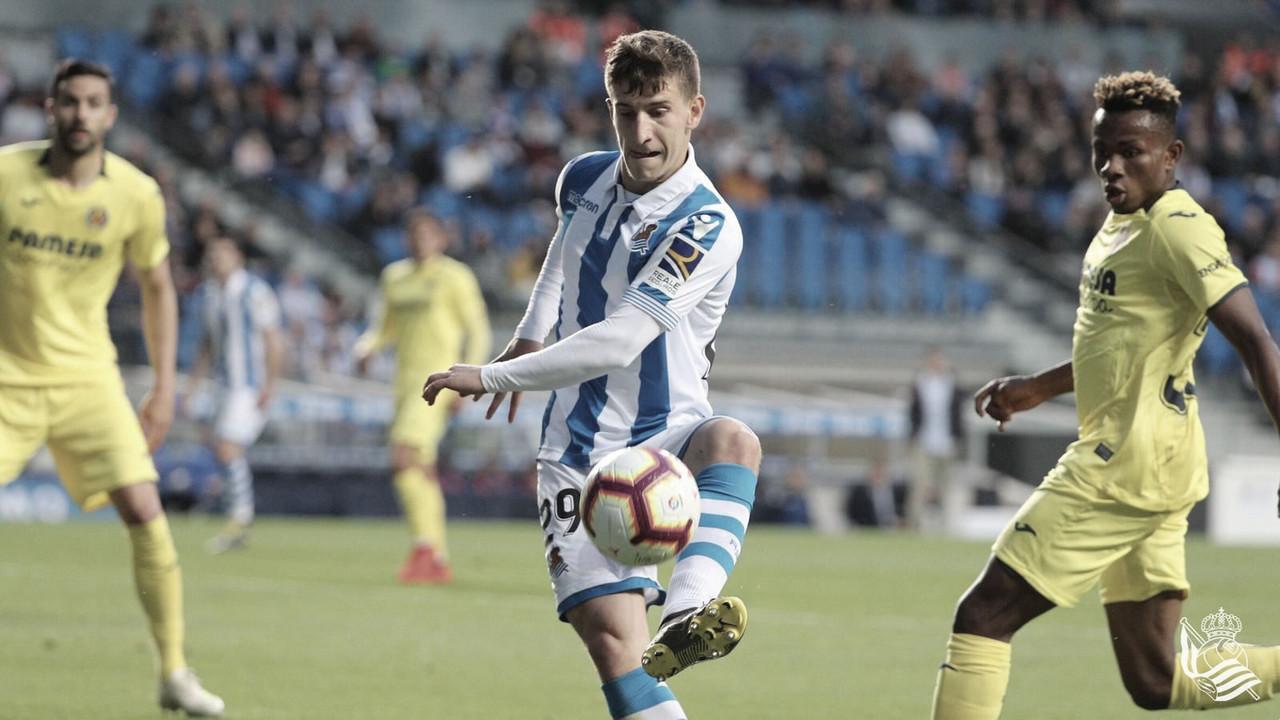 El Villarreal retoma el vuelo