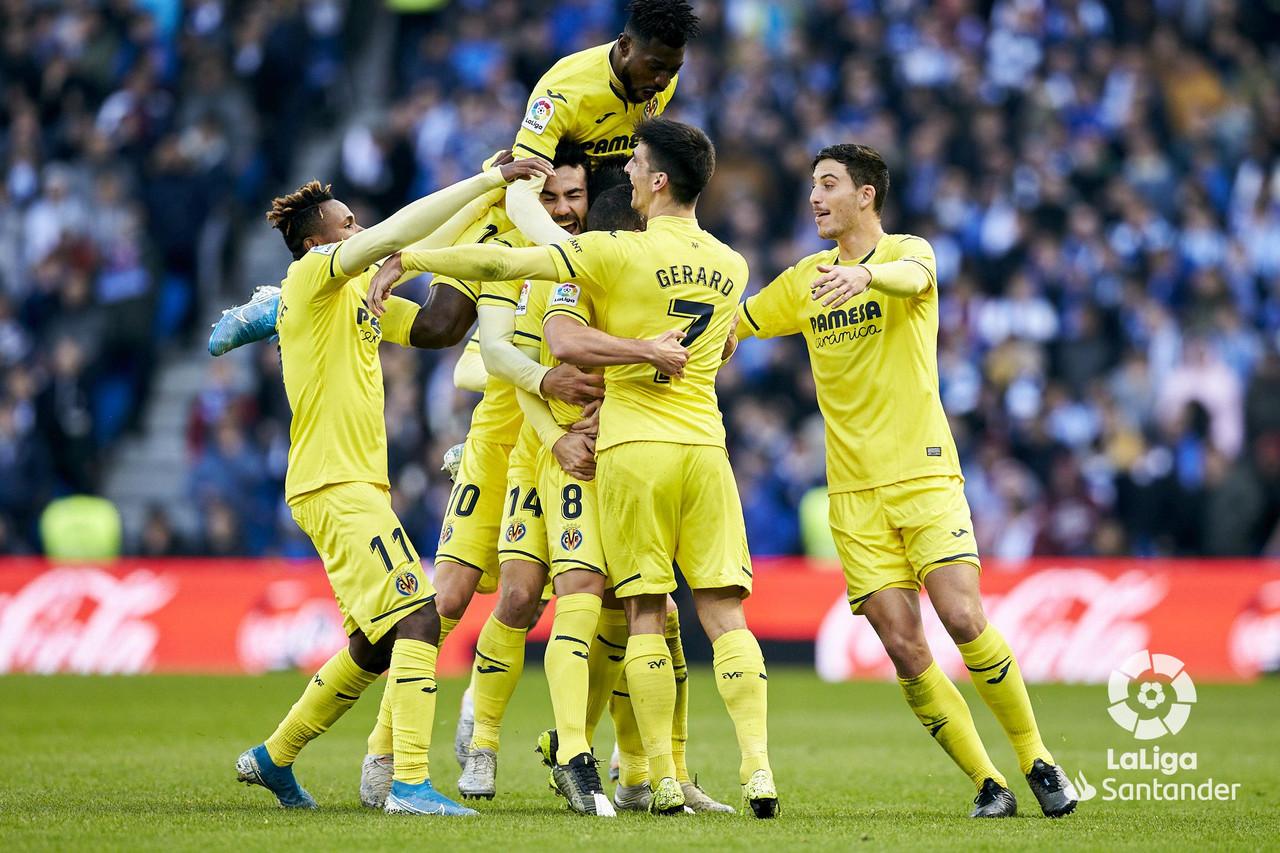 El Villarreal remonta en el Reale Arena