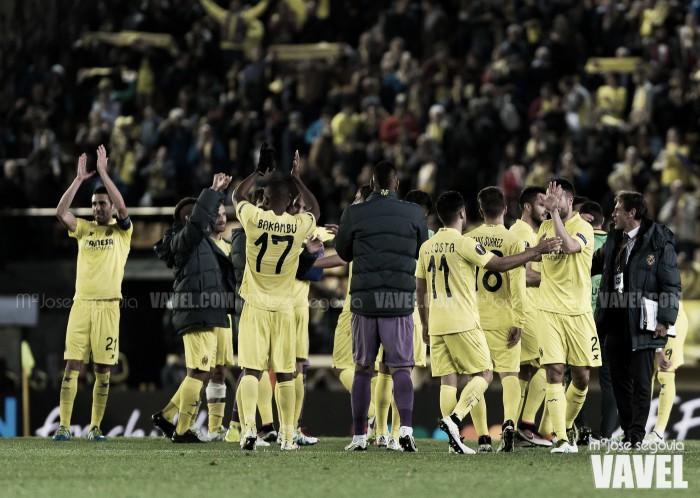 El Villarreal sigue rompiendo récords