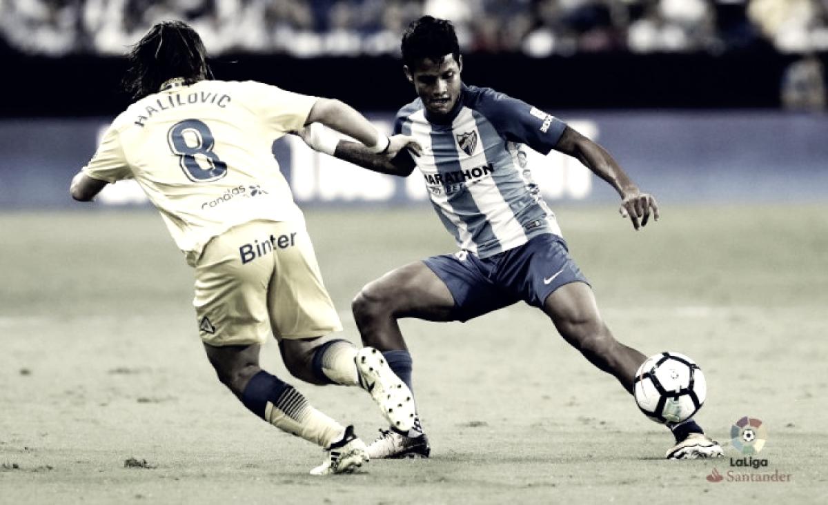 El Málaga CF podría ser el segundo peor equipo con más derrotas en una Liga