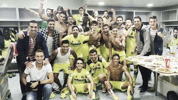 Málaga CF, único equipo que no ha sido líder