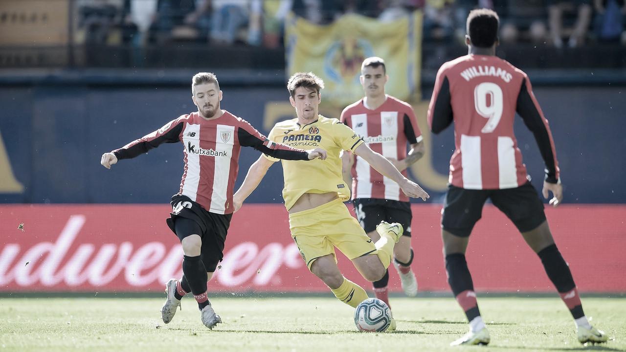 Previa Villarreal vs Athletic Club : una prueba de fuego para los de Gaizka Garitano