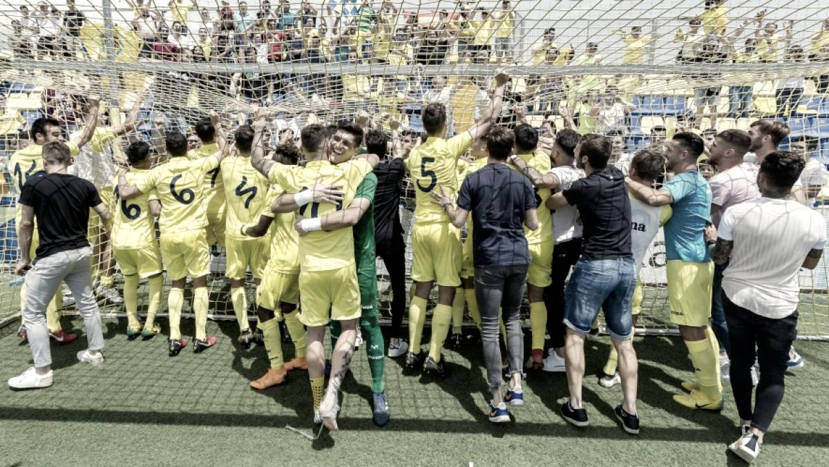Villarreal B - Fuenlabrada: Puntuaciones