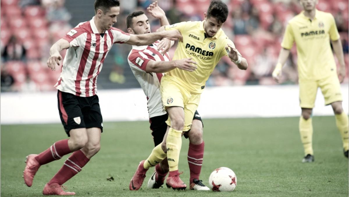 Previa Villarreal B - Bilbao Athletic: absolutamente todo en juego