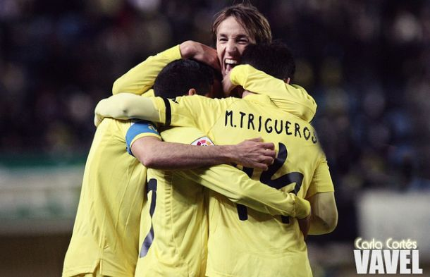 Villarreal CF 2013/14: Centro del campo