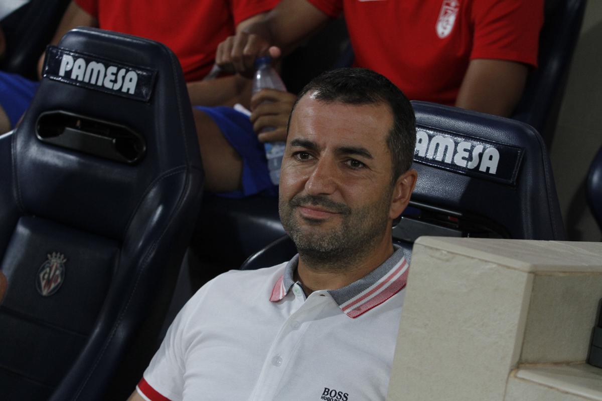 """Diego Martínez: """"Jugar con esa personalidad tiene mucho valor"""""""