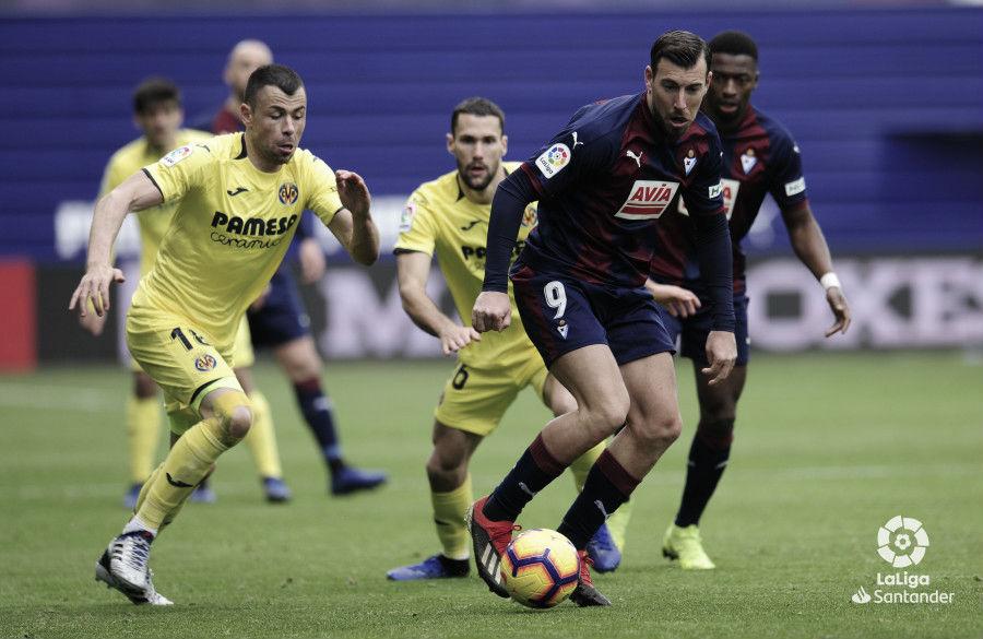 Un Villarreal que juega con fuego recibe a un Eibar sin nada en juego