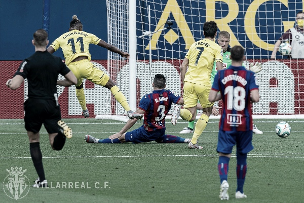 Resumen Villarreal vs Eibar (2-1)
