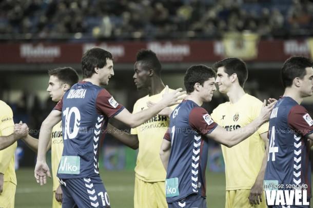 El Eibar visita El Madrigal en Primera por segunda vez
