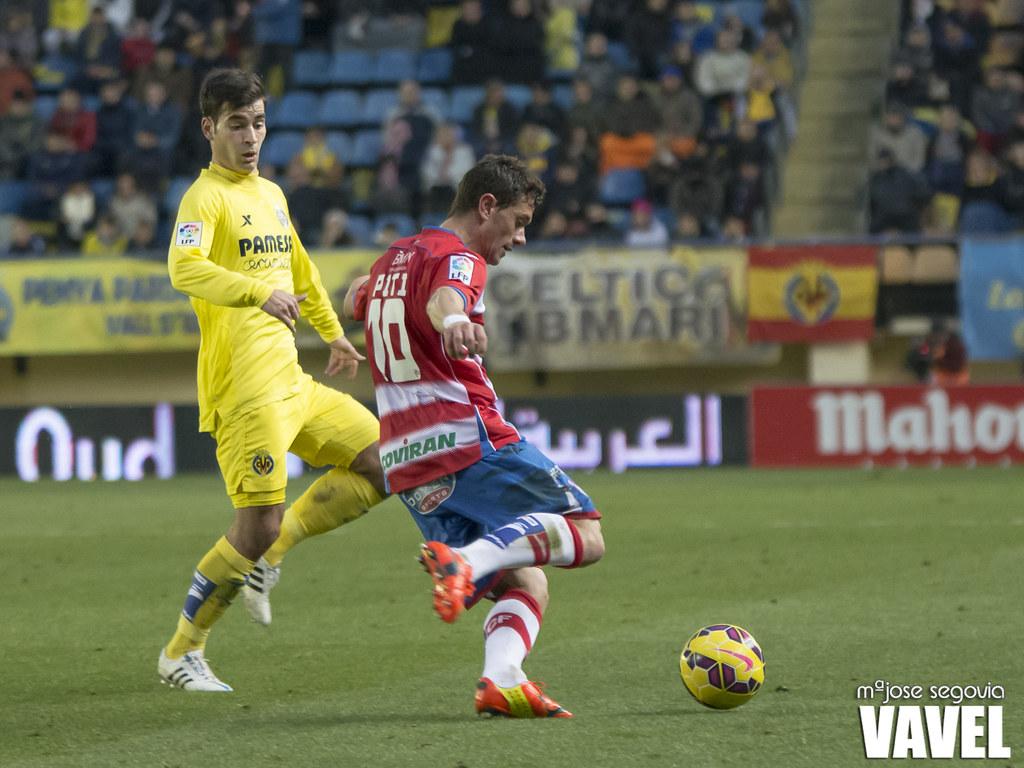El Granada CF no conoce la victoria en el Estadio de la Cerámica