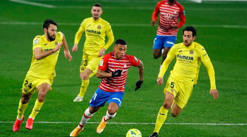 El Villarreal, un hueso duro para el Granada CF