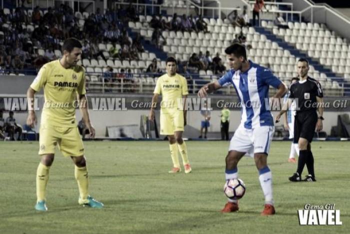 Leganés - Villarreal, primer partido de 2018