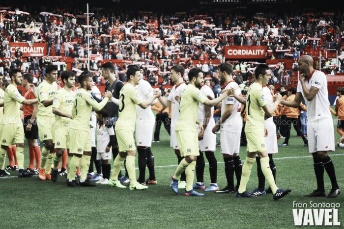 El Villarreal permanece invicto ante el Sevilla tras cinco años