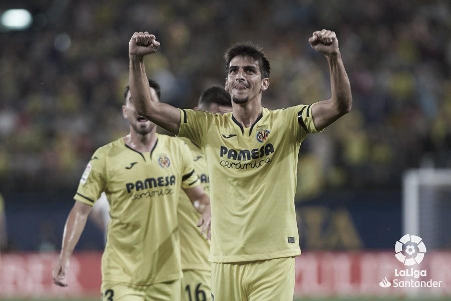 El Valladolid gana al Villarreal en enfrentamientos directos
