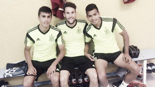 El Europeo Sub-19 se tiñe de amarillo