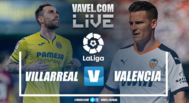 Resumen del Villarreal 2-0 Valencia LaLiga Santander 2020